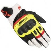 ALPINESTARS SP-5 Black / Yellow Fluo / White / Red Fluo