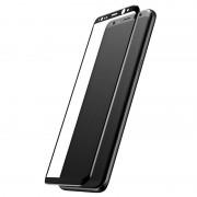 Samsung Galaxy S8+ Baseus 3D Arc Tempered Glass Screen Protector - Black