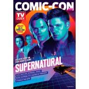 tv guide Magazine Tv Guide special Supernatural comic con 2018