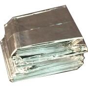 Izolációs takaró - arany-ezüst