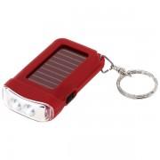 Lanterna solara cu 2 LED-uri