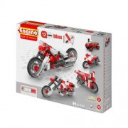 Конструктор Engino Pico Builds Мотоциклы 12 моделей из одного комплекта PB32