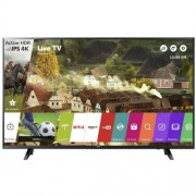 LG 49UJ620V UHD 4K Active HDR LED webOS 3.5 SMAR Televízió