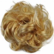 Elastic din par sintetic blond auriu Vivo
