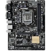 ASUS H110M-C moederbord LGA 1151 (Socket H4) Micro ATX Intel® H110