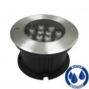 MasterLed - Foco de chão LED 12W - MasterLed