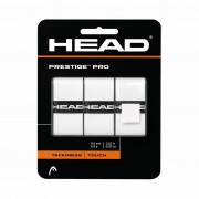 Head Prestige Pro Overgrip 3-pack White