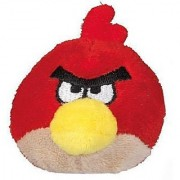 Angry Birds Flingers 2 Inch Soft Pencil Topper Red Bird
