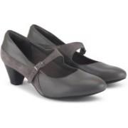 Clarks Denny Bradford Grey Combi Casuals For Women(Grey)