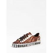 Guess Greha Sneakers Dierenprint - Animalier - Size: 41