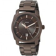 Fossil Analog Brown Dial Mens Watch-FS5370