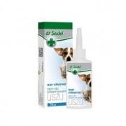 Solutie Otica Pentru Caini Si Pisici Dr. Seidel Uszu, 75 ml