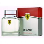 Ferrari Scuderia Ferrari loción after shave para hombre 75 ml