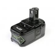 Аккумулятор TopON TOP-PTGD-RY-18-5.0-Li для Ryobi 18V 5.0Ah (Li-Ion) PN: RB18L50 102769