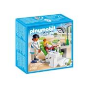 Playmobil ® City Life Dentista con paciente 6662