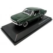 Yat Ming Scale 1:43 - 1968 Ford Mustang GT Fastback Bullitt Steve McQueen