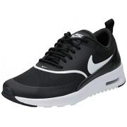 Nike Air MAX Thea-599409-028 Zapatillas para Mujer, Color Black/White, 9