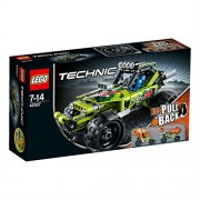 Lego Technic Desert Racer, Multi Color