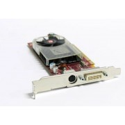 Placa Video ATI HD 3470, 256 MB DDR2, 1 x DMS59, 1 x S-Video, Pci-e 16x