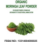 Perennial Lifesciences 100% Organic & Natural Moringa Leaf Powder 500 GM for Essential Nutrition