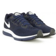 Nike ZOOM WINFLO 4 Running Shoes For Men(Blue)