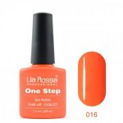 Oja semipermanenta OneStep Lila Rossa Professional 7.3ml OLROS016