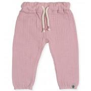 Jollein Broekje Cotton Wrinkled Pink 74/80