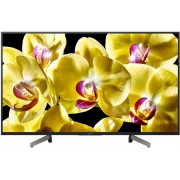 "Televizor LED Sony 125 cm (49"") KD49XG8096, Ultra HD 4K, Smart TV, Android TV, Bluetooth, WiFi, CI+ (Negru)"