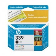 Tinta HP C8767EE (no. 339), Black