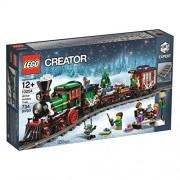 [Overseas Limited Edition] LEGO LEGO Creator Expert Winter Holiday Train Winter Holiday Train 10254 [Parallel import goods]