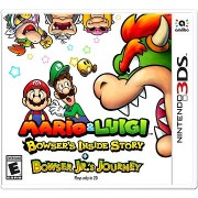 Mario & Luigi: Bowser's Inside Story + Bowser Jrs Journey - Nintendo 3DS