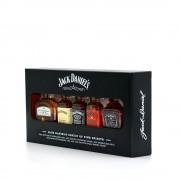 Jack Daniel's Family of Brands miniatures 5 x 0.05 L