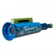 Explorator subacvatic Geosafari, marire 5x, termometru, lumina LED