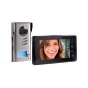 Video door station, Farfisa 1SEK, Комплект еднофамилна видеодомофонна система (2075005)