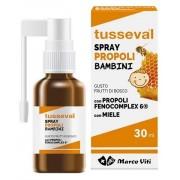 Marco Viti Farmaceutici Spa Tusseval Gola Propoli Spray Per Bambini 30 Ml