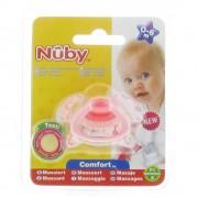Nuby Geo Beruhigungssauger 0 - 6 Monaten (Farbe und Motiv nicht wählbar)