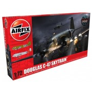 Airfix kit constructie avion Douglas Dakota C-47 Skytrain