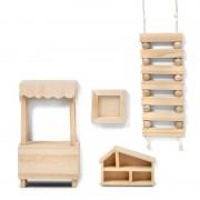 Lundby Creative Leksaker DIY Möbel Set till Dockskåp 3+ år
