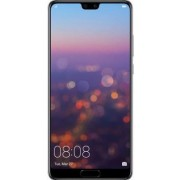 "Telefon Mobil Huawei P20, Procesor Octa-Core 2.36/1.8 GHz, Capacitive touchscreen 5.8"", 4GB RAM, 64GB Flash, Camera Duala 12+24MP, Wi-Fi, 4G, Dual SIM, Android (Violet) + Cartela SIM Orange PrePay, 6 euro credit, 6 GB internet 4G, 2,000 minute nationale s"