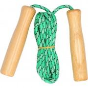 Ben Tools Buitenspeelgoed groen springtouw 236 cm
