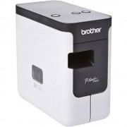 Uređaj za izradu Brother P-touch 700 za oznake veličine: TZ, HSe 3.5 mm, 6 mm, 9 mm, 12 mm, 18 mm, 24 mm PTP700ZG1