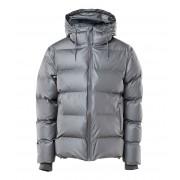 Rains Winterjassen Puffer Jacket Grijs