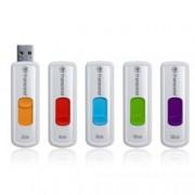 64GB USB Flash Drive, Transcend JetFlash 530, USB 2.0, синя