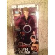 """Justin Bieber Singing Doll Sings """"Love Me"""""""