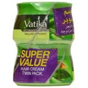 Vatika Naturals Nourish Protect Cream - 140g (Pack Of 2)
