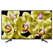 "Televizor LED Sony 109 cm (43"") KD43XG8096, Ultra HD 4K, Smart TV, Android TV, Bluetooth, WiFi, CI+ (Negru)"