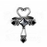 prsten ALCHEMY GOTHIC - Amour Eternel - R211