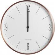 House Doctor Väggklocka Clock Couture Guld/Vit