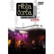 Riblja Corba - Sabrana Nedela 3 Live