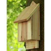 Nestkast voor vleermuizen